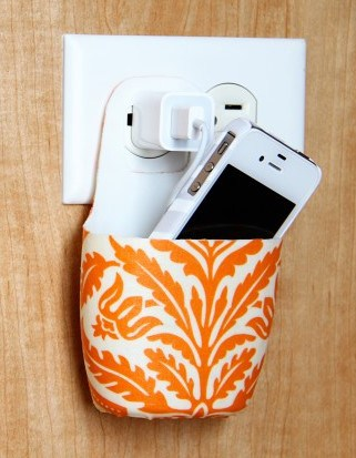 Make a charging station from a lotion bottle
