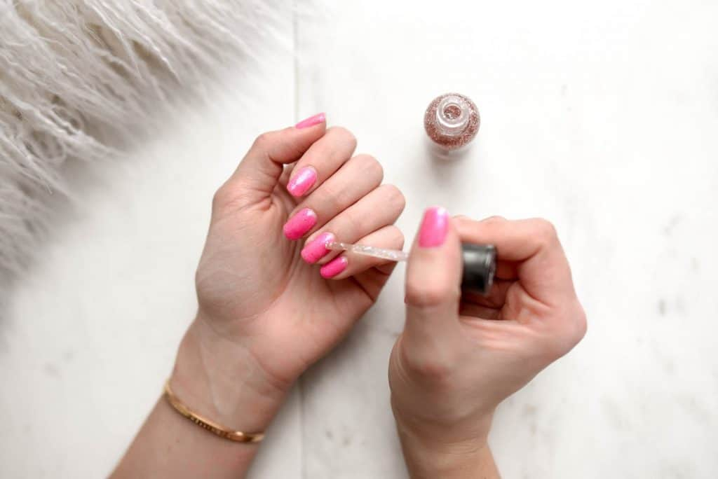 12 Tips To Create An Indulgent Spa Experience At Home - Manicure