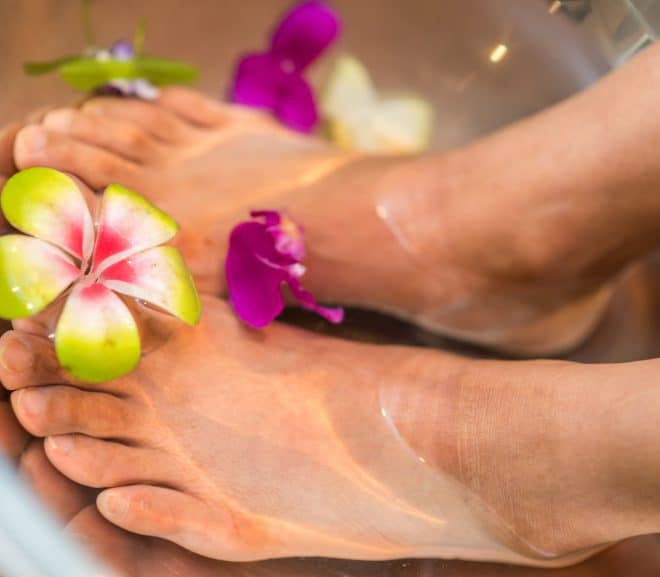 Give Yourself A Perfect Pedicure At Home