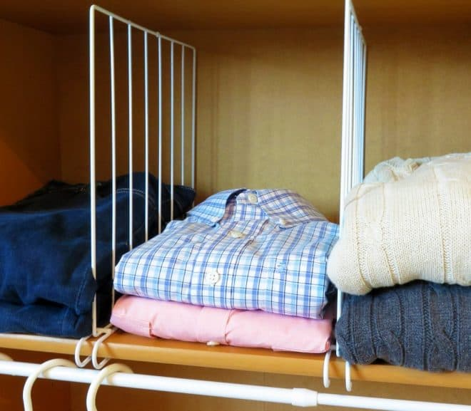 17 Closet Organization Hacks To Make The Most Of A Small Closet